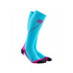 Run socks 2.0 W blu/rosa