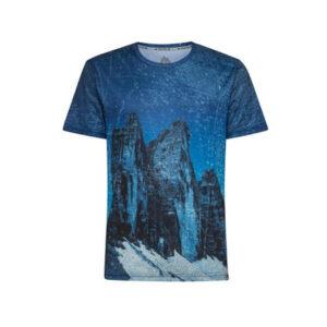 Wild Tee Tre Cime di Lavaredo t-shirt uomo