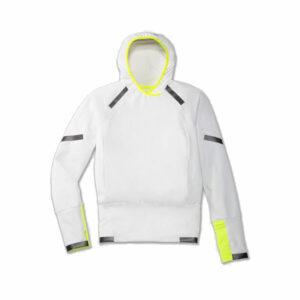 brooks carbonite hoodie luminosity davanti